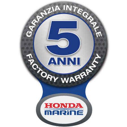 Garanzia integrale Honda Marine